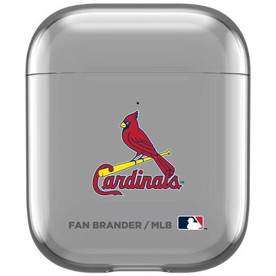 St. Louis Cardinals Air Pods Clear Case