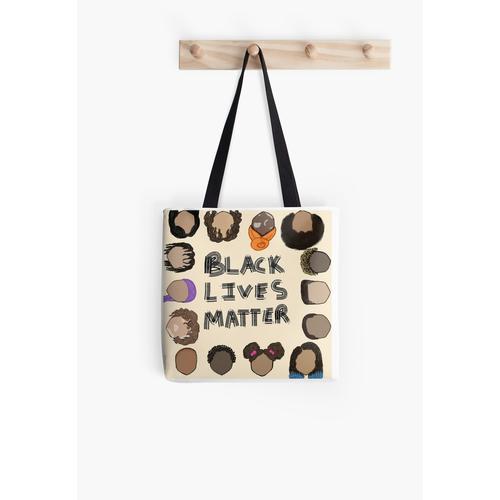 egal wie es getragen wird Tasche