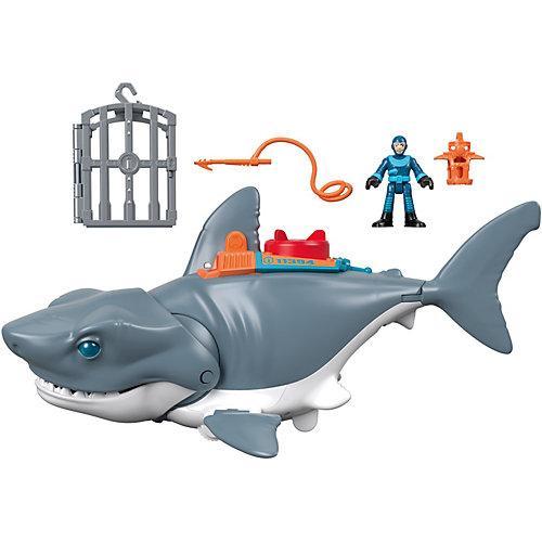 Imaginext Hungriger Hai, Kinder-Spielzeug, Action-Figur