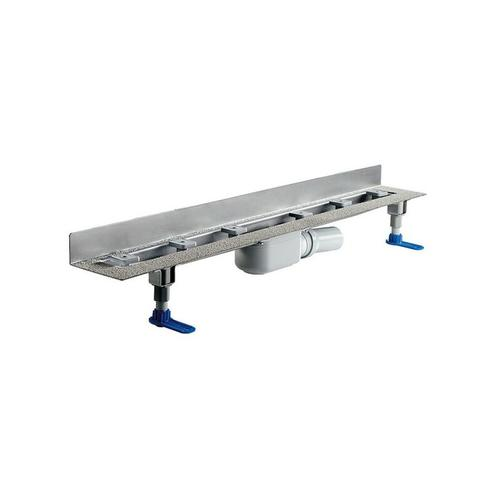 Dallmer Entwässerungssysteme - Dallmer CeraLine Plan W Duschrinne, DN50 seitlich, BH 90mm 900 mm