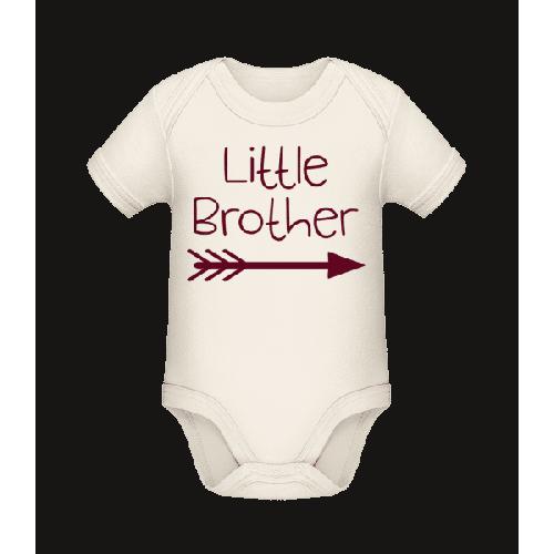 Little Brother - Baby Bio Strampler