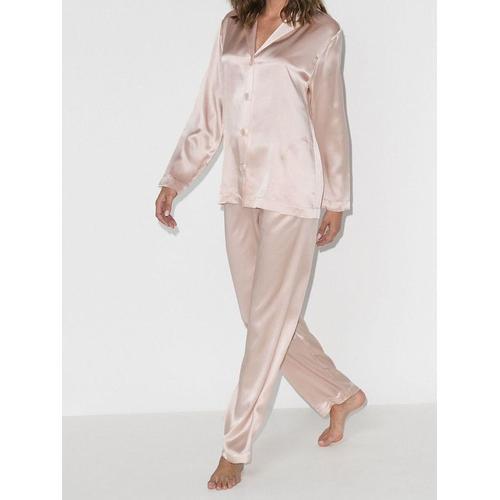 La Perla Pyjama aus Seide