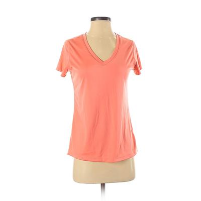 C9 By Champion Active T-Shirt: Pink Solid Activewear - Size Small