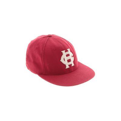 Pulse Baseball Cap: Red Accessories