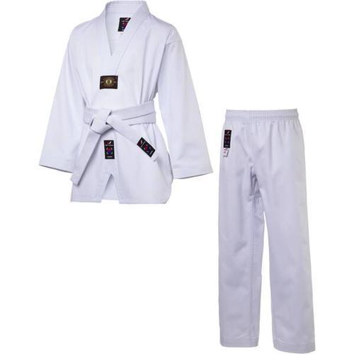 PRO TOUCH Herren Sportanzug Taekwondoanzug Poomse, Größe 160 in Weiß