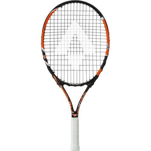 TECNOPRO Kinder Tennisschläger Bash 23, Größe ONE SIZE in ORANGE/SCHWARZ