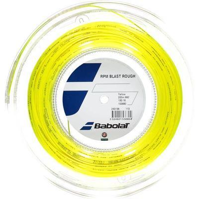 BABOLAT Saitenrolle RPM Blast Rough Yellow 200 m, Größe ONE SIZE in gelb