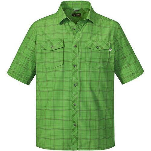 SCHÖFFEL Herren Shirt Starnberg1 UV, Größe S in Grün