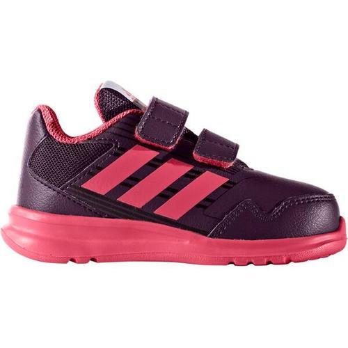 ADIDAS Kinder AltaRun Schuh, Größe 25 in REDNIT/SUPPNK/CBLACK