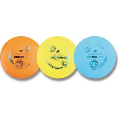 SUNFLEX Disc Golf Set, Größe ONE SIZE in Bunt