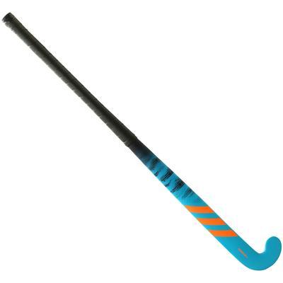 adidas Exemplar 4 Indoor Field Hockey Stick Cyan/Orange