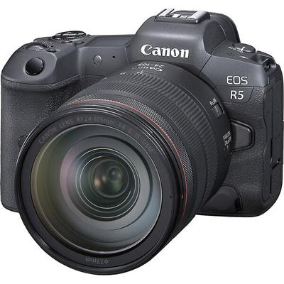 Canon EOS R5 with 24-105mm f/4L Lens