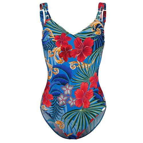 Badeanzug Sunflair Nachtblau