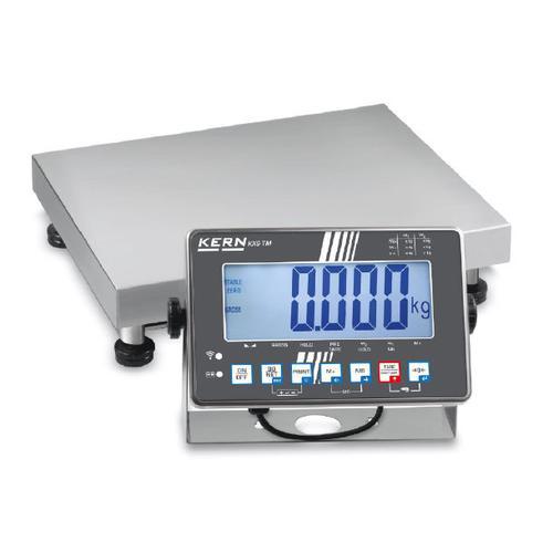 KERN Industriewaage Max 15 kg / 5 g | 30 kg / 10 g SXS 30K-2LM
