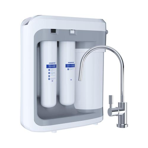 Aquaphor Umkehrosmoseanlage - 450 L/Tag - mit Wasserhahn RO-203