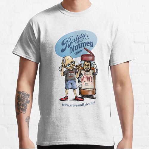 Baldy and Nutmeg Classic T-Shirt