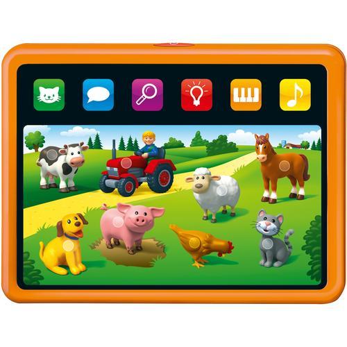 Ravensburger Lerntablet ministeps Mein allererstes Tablet bunt Kinder Kinder-Tablet Lernspielzeug