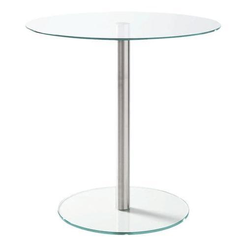 Couchtisch »Ritz No. 2« klar, SMV, 50x50x50 cm