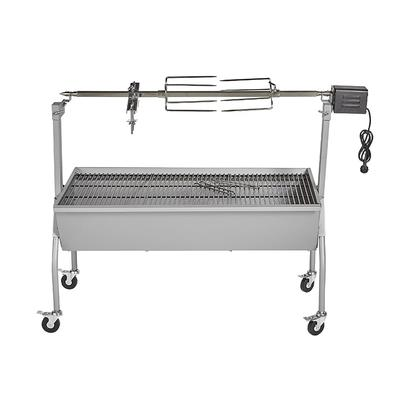 Barbecue charbon SILVER STYLE to...