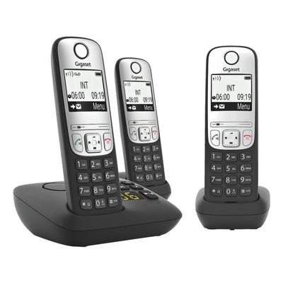 Schnurloses Telefon mit Anrufbea...