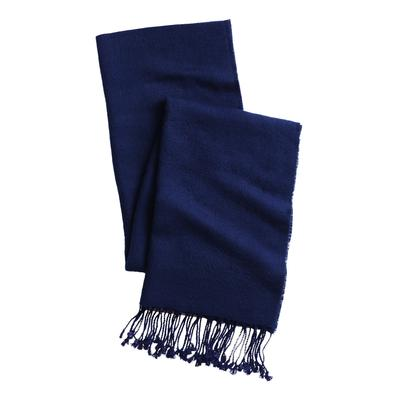 Plus Size Women's Long Scarf by Jessica London in Navy