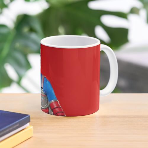 Kid Danger Action - Red Mug