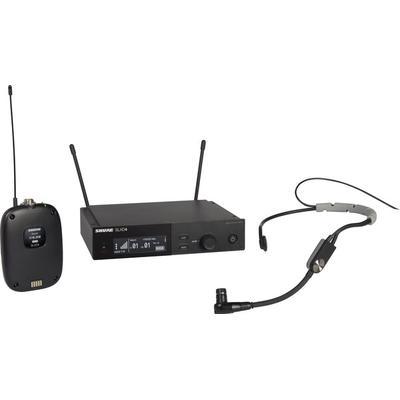 Shure SLXD14/SM35-H55 Combo wireless system Headworn mic