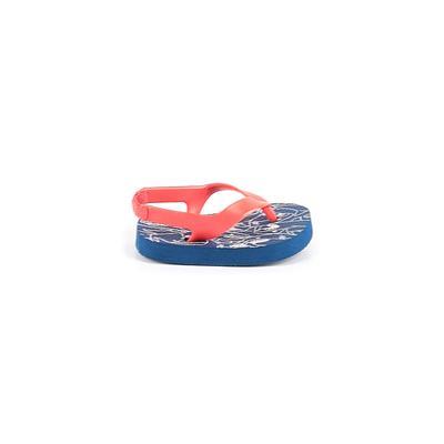 Sandals: Blue Shoes - Size 3