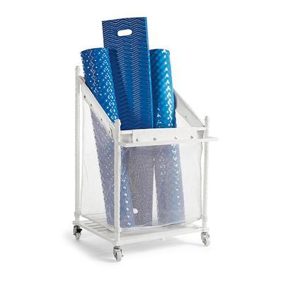 Sinclair Pool Storage Cart - Frontgate
