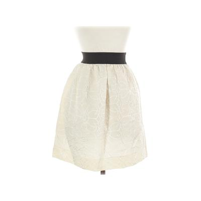Aqua Casual Dress - Formal: Ivory Dresses - Used - Size X-Small