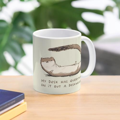 Deskweasel Mug