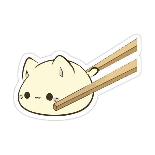 Dumpling Sticker