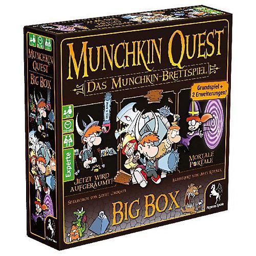 Munchkin Quest: Das Brettspiel, 2. Edition (Spiel)