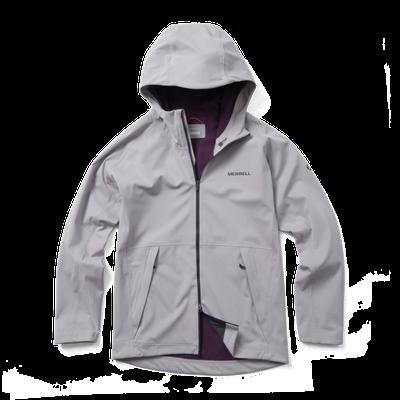 Merrell Women's Whisper Rain Jacket, Size: M, Nirvana