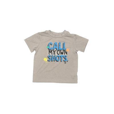 Champion Active T-Shirt: Gray So...