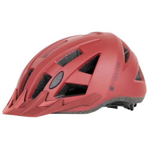 Republic - Bike Helmet R400 MTB - Radhelm Gr 58-61 cm rot/rosa
