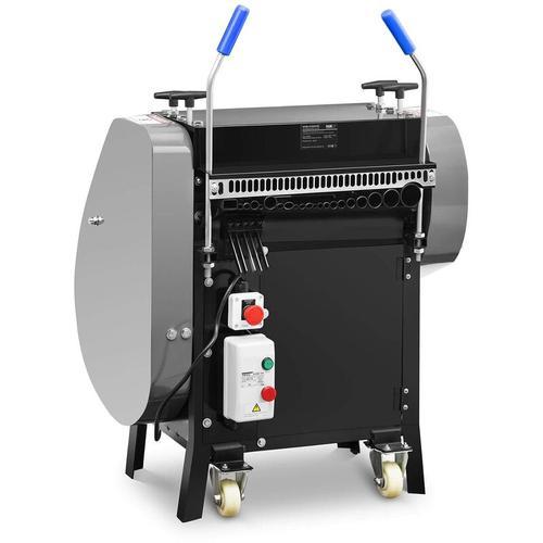 MSW - Kabelschälmaschine Kabelschäler Abisoliergerät Abisoliermaschine 21 Einschübe