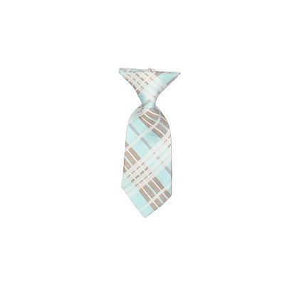 Necktie: Blue Plaid Accessories