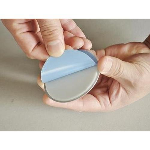 Premium Magnetbefestigung Set 10x, Magnethalter fr Rauchmelder, 3M Premium Magnetklebehalterung