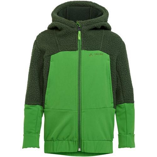 Hybrid-Jacke VAUDE, grün, Gr. 110/116