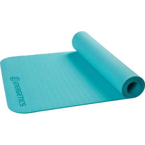 ENERGETICS Fitnessmatte / Yogamatte, Größe ONE SIZE in Türkis