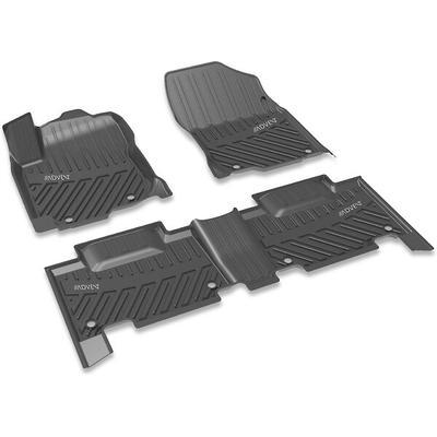 Advent ADVD9L7YP6 Toyota Highlander Floor Liner,1 & 2 Rows
