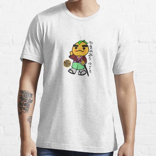 Takinomichi Yuzuru 滝 ノ 道 ゆ ず る Essential T-Shirt