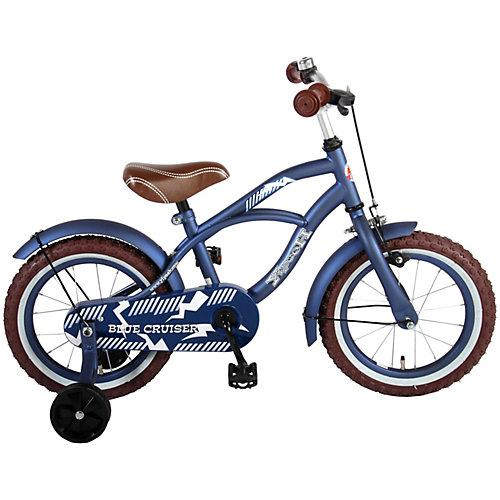 Blue Cruiser Kinderfahrrad - Jungen - 14 Zoll - Blau blau