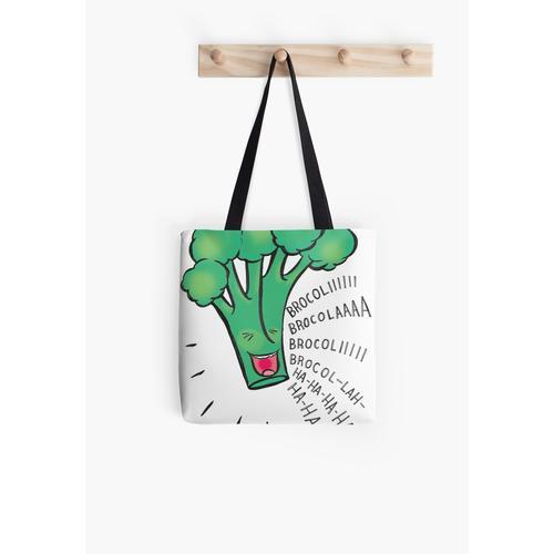 Brokoli-Brokkola Tasche