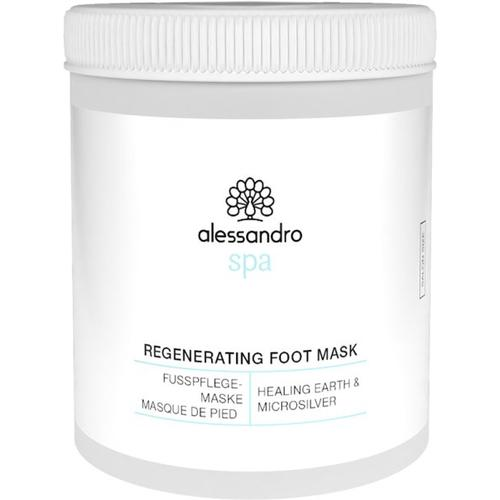 Alessandro Spa Foot Regenerating Foot Mask 300 ml Fußmaske