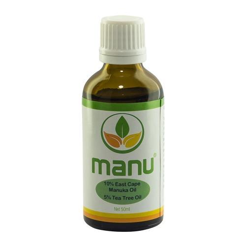 Manuka & Teebaumöl - 50ml Öl - Gegen Fußpilz