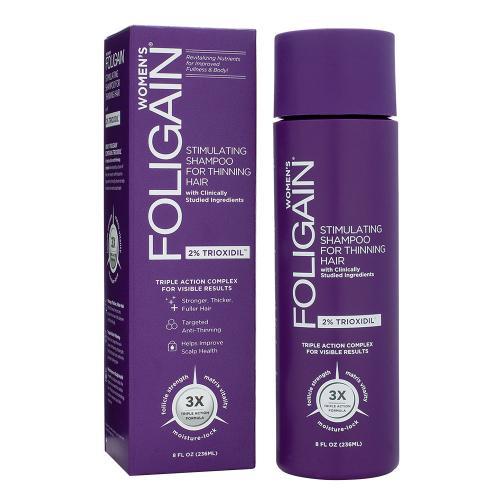 Foligain Shampoo 2% Trioxidil - Für Frauen - 236ml Shampoo