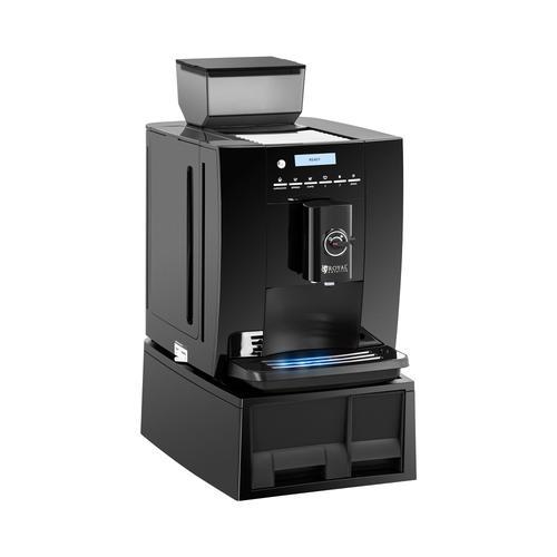 Royal Catering Kaffeevollautomat - bis 750 g Bohnen - Milchaufschäumer RC-FACMP