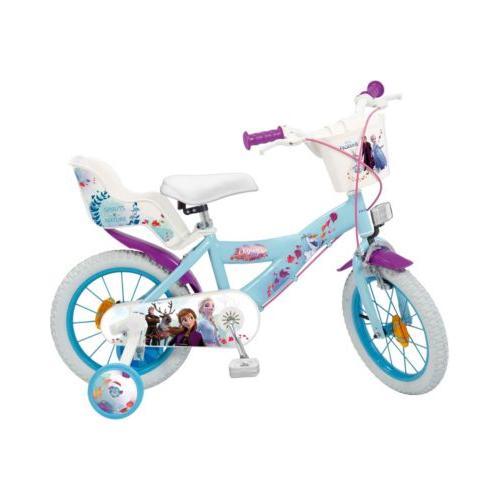 Fahrrad Disney Eiskönigin II 14 Zoll türkis